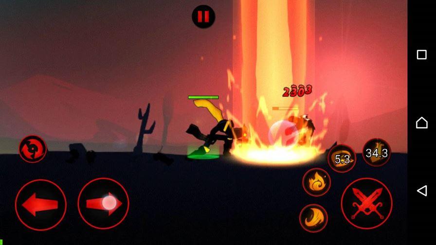 legend-of-stickman-1 25 Melhores Jogos Offline Grátis para Android #4