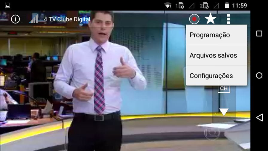Moto E conta com versão com TV Digital.