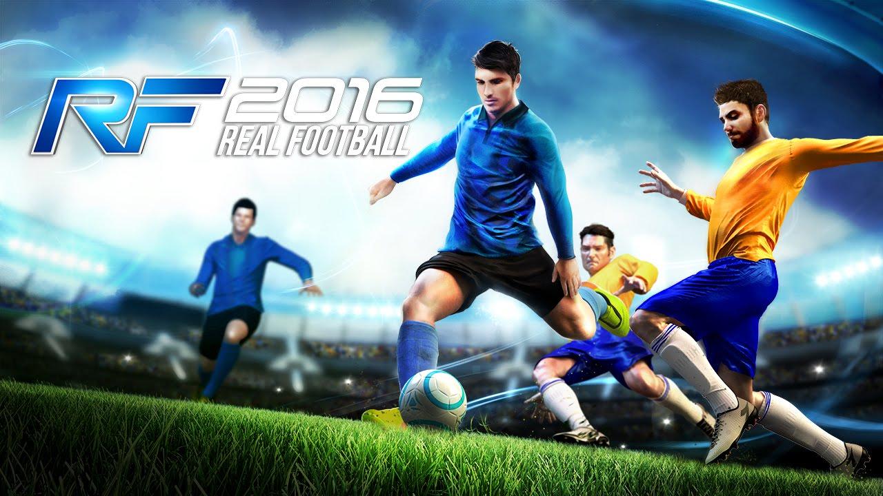 reall-football-2016 Real Football 2016: Confira o trailer do novo jogo de futebol da Gameloft
