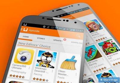 Aptoide Bizarro: Aptoide está disponível na Google Play!