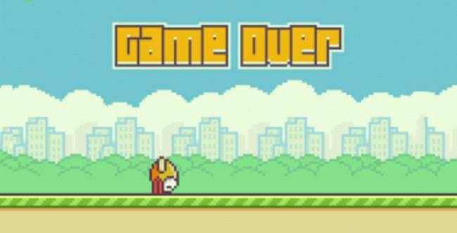 FLAPPY-BIRD-GAME-OVER Os Jogos Mobile estão Morrendo!