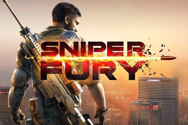 Sniper-Fury-600x400 Fúria Sniper, novo jogo de tiro da Gameloft, chega ao Android, iOS e Windows Phone