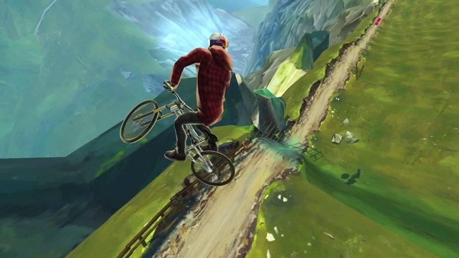 bike-unchained-downhill-para-android