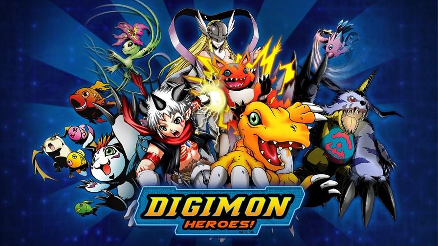 digimon-heroes-android Jogo de Digimon chega ao Android! Veja como Baixar!