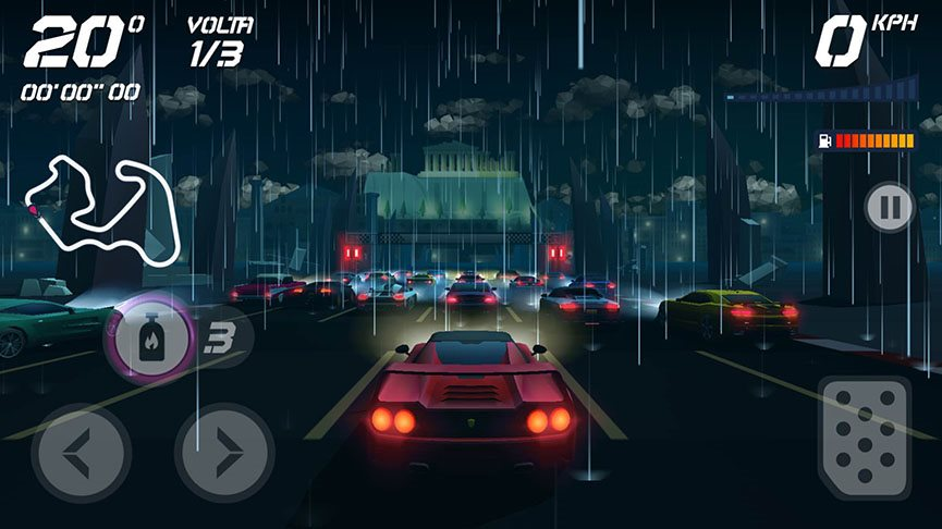 horizon-chase-7 Analisamos Horizon Chase, o sucessor de Top Gear para Android e iOS