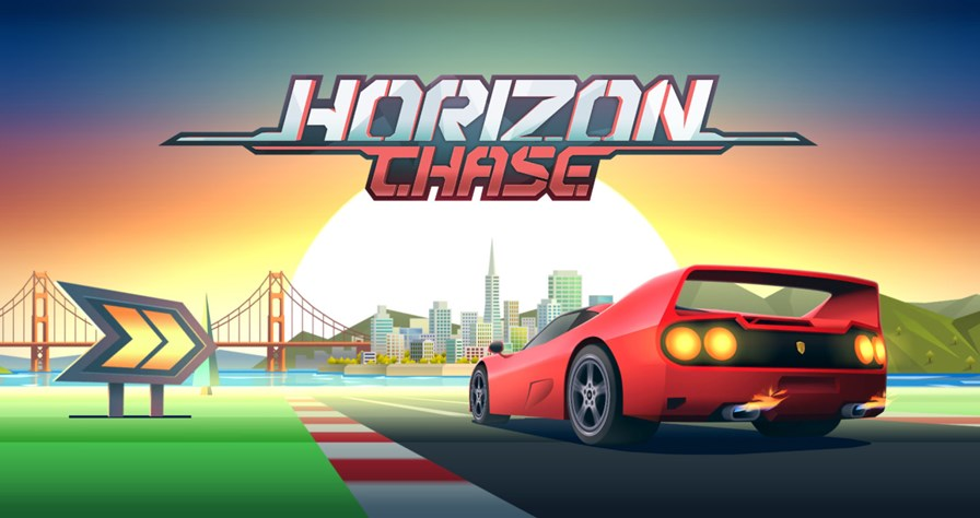horizon-chase Analisamos Horizon Chase, o sucessor de Top Gear para Android e iOS