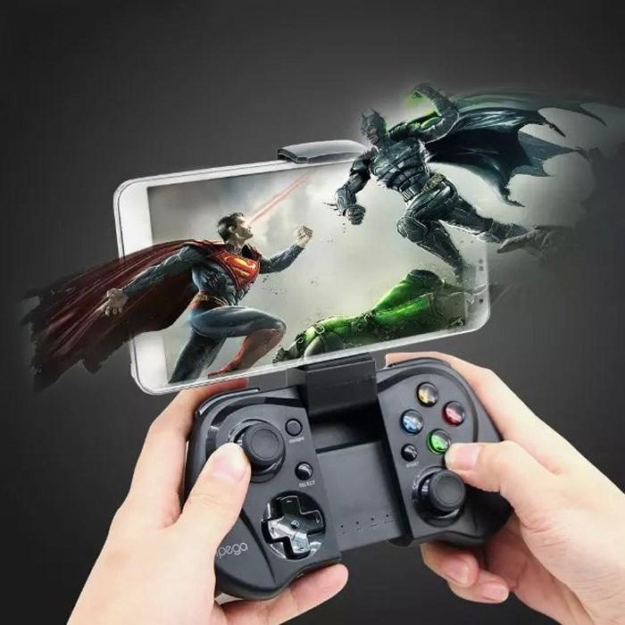 ipega-pg-9052 Ípega 9052: Conheça o novo controle joystick para Android e iOS