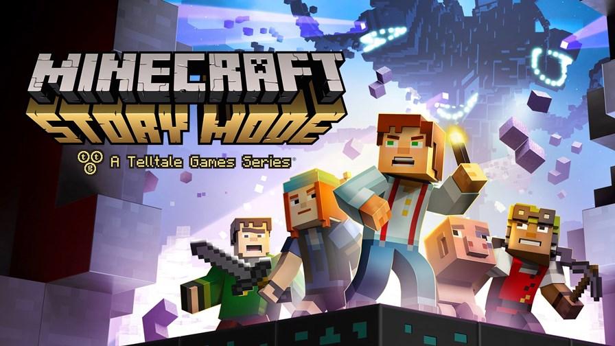 minecraft-story-mode-android-ios Minecraft Story Mode chega ao Android e iOS! E em português!