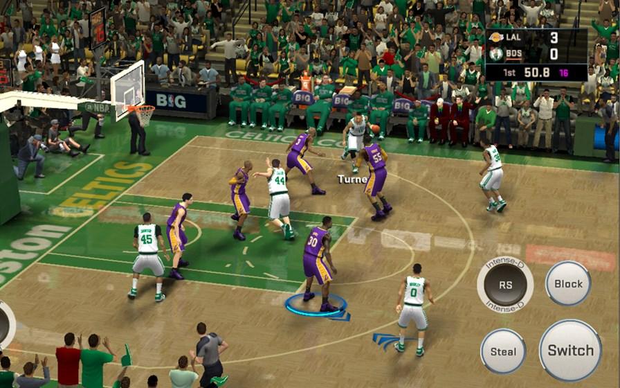 nba2k16-android-ios NBA 2K16 é facilmente o melhor jogo de esportes do ano para Android e iOS