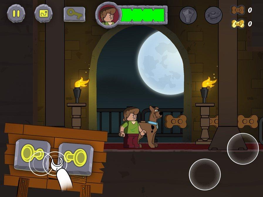 scooby-doo-lego-1 25 Melhores Jogos OFFLINE de Plataforma para Android e iOS