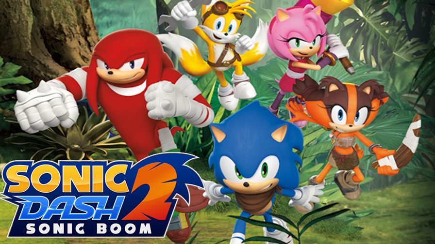 sonic-dash-2-sonic-boom-android-ios Jogo Grátis: Sonic Dash 2: Sonic Boom chega ao Android e iOS