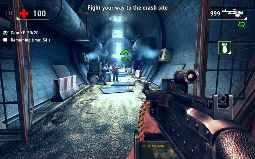 unkilled-gameplay 50 Jogos para Android compatíveis com Controle e Gamepad Bluetooth