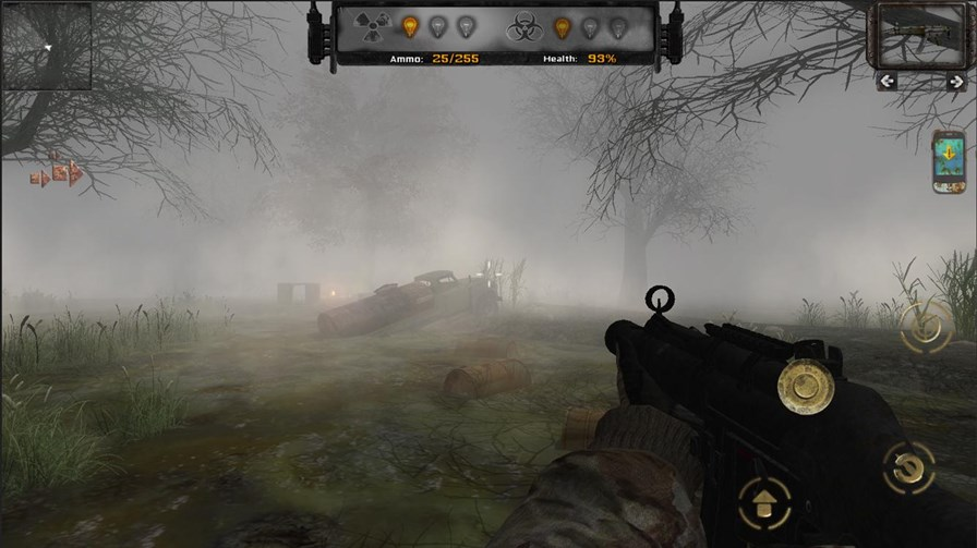 zona-project-x-android-2 Z.O.N.A Project X: Game de tiro para Android lembra S.T.A.L.K.E.R