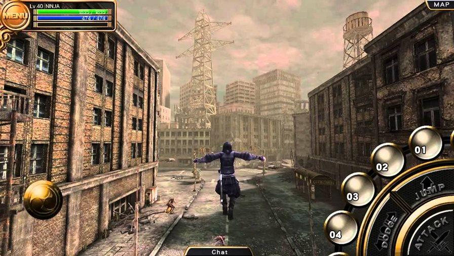 Izanagi-2 Izanagi é um jogo 3D de MMORPG imperdível para Android e iOS