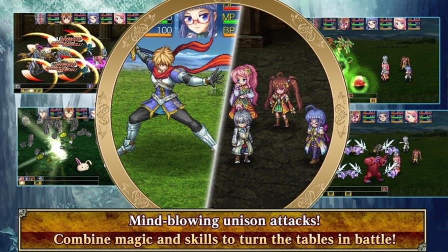asdivide-dios Asdivine Dios é um RPG que pode ser jogado do começo ao fim de graça