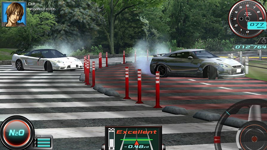 drift-spirits-android1 Drift Spirits: Game de corrida que lembra o anime Initial D