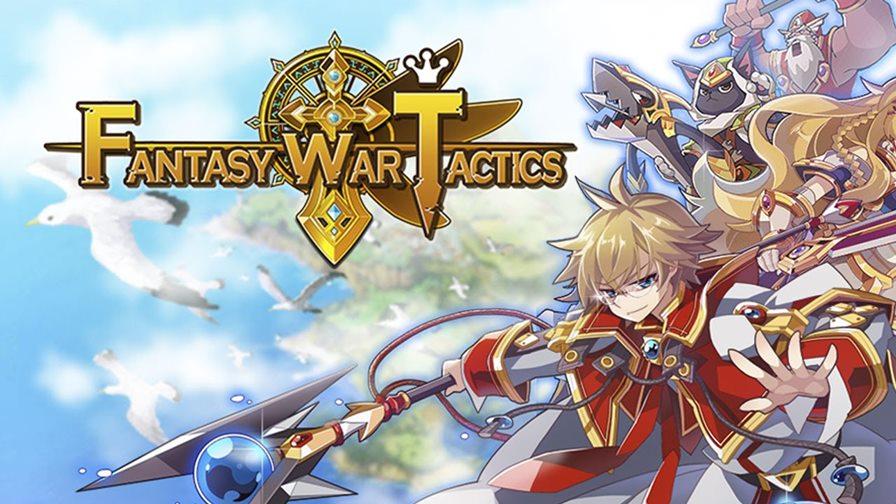 fantasy-war-tactics-android-ios Nexon inspira-se em FF Tactics e Disgaea em seu novo RPG gratuito para Android e iOS