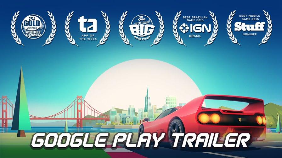 horizon-chase-trailer-android Horizon Chase para Android será gratuito para baixar e testar