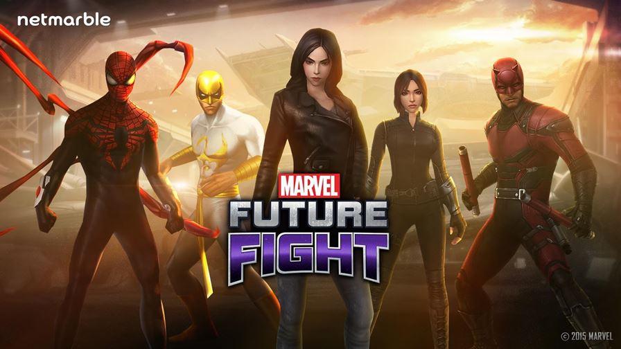 marvel-jessica-jones-netflix-future-fight Jessica Jones é a nova personagem de Marvel Future Fight (Android e iOS)