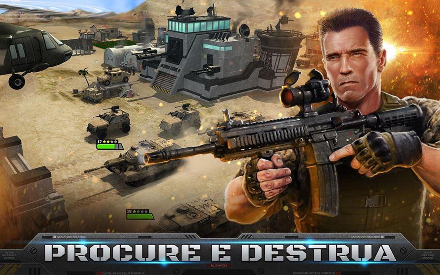 mobile-strike-android-ios Os 25 Melhores Jogos de Guerra para Android e iPhone