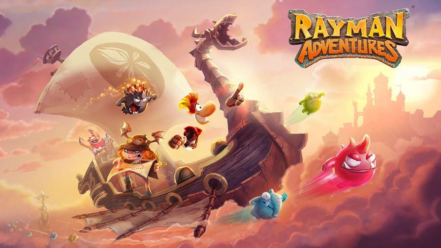 rayman-adventures-111 Rayman Adventures será lançado dia 3 de Dezembro (Android e iOS)
