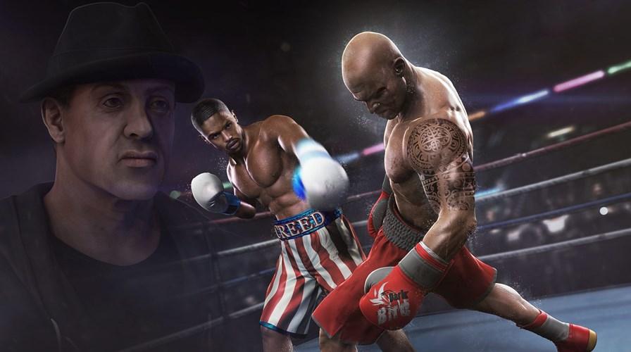 real-boxing-2-creed Real Boxing 2 para Android e iOS vai virar jogo do filme CREED