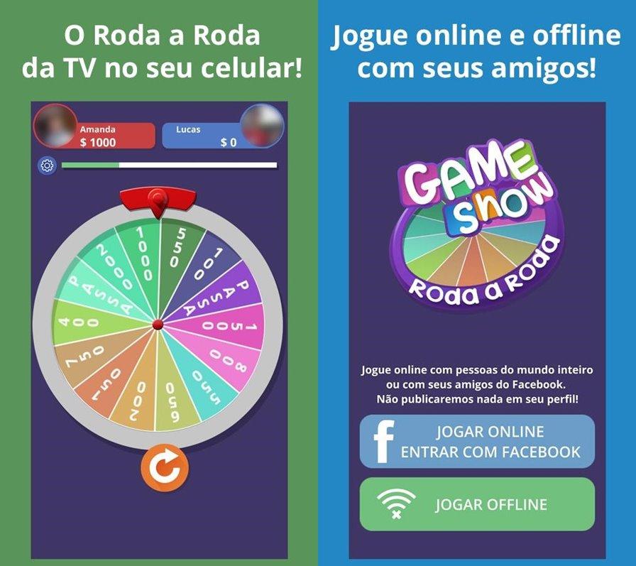 roda-a-roda-game-show-1 Roda a Roda Game Show é o único jogo do gênero que é Online e Offline (Android)