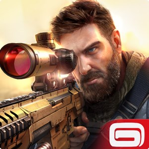 sniper-fury-icone Ícone e imagens de Sniper Fury, o novo game de tiro da Gameloft (Android, iOS e Windows Phone)