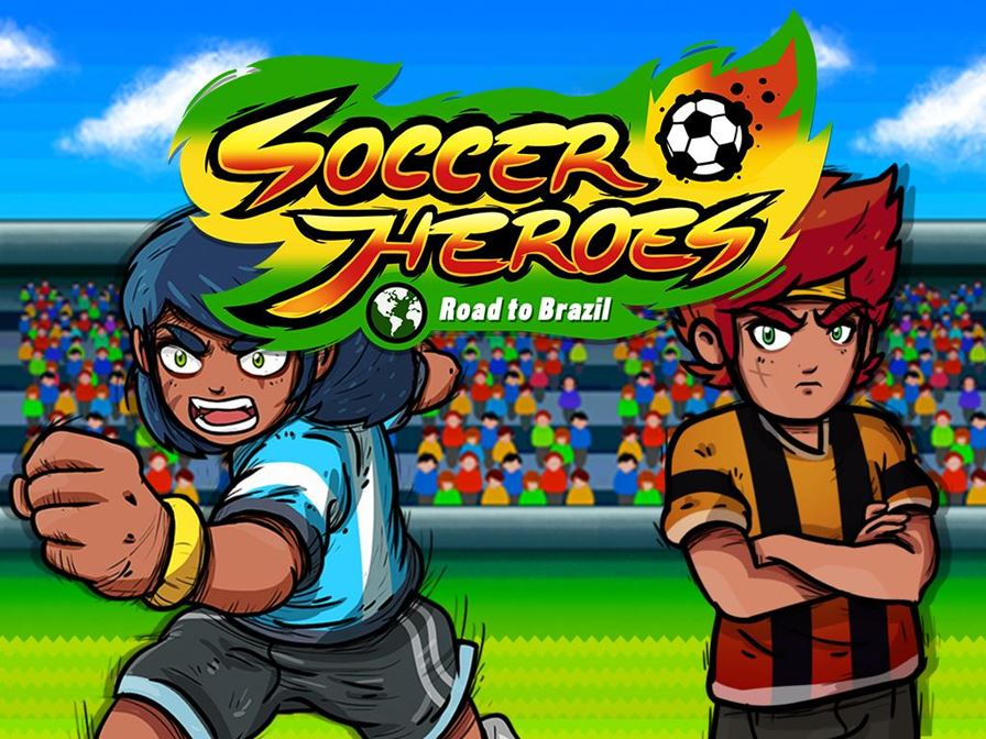 soccer-heroes-android Soccer Heroes RPG se inspira em Captain Tsubasa mas decepciona