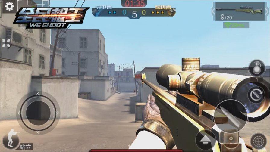 we-shoot-android-ios-2 We Shoot: Veja como baixar e jogar o concorrente de Modern Combat 5
