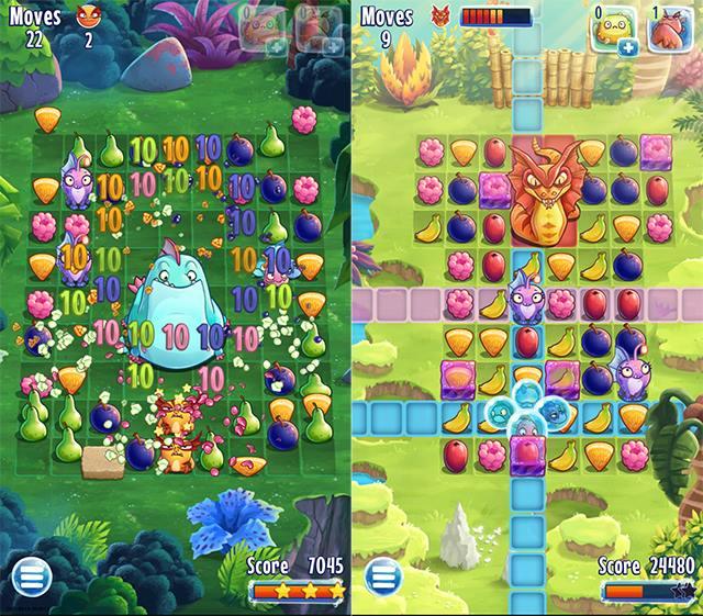 Nibblers-2 25 Melhores Jogos Offline Grátis para Android #4