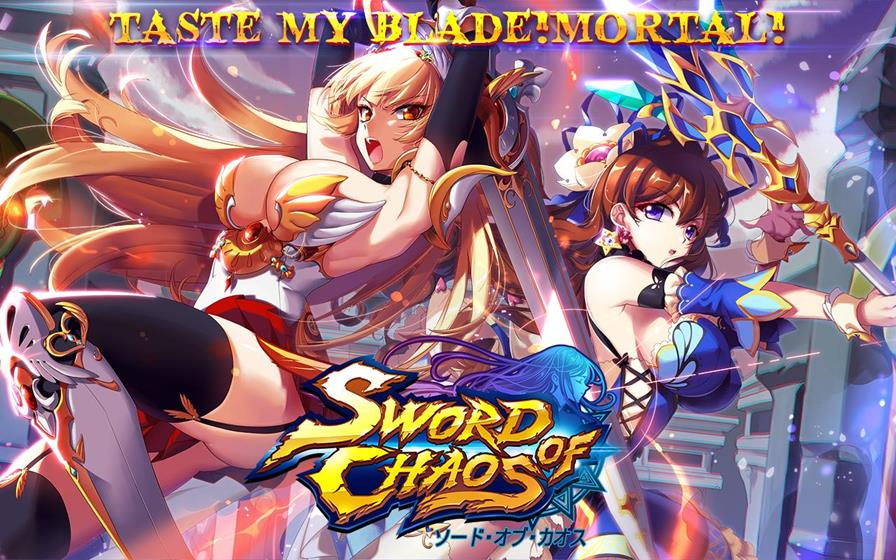 Sword-of-Chaos-android-ios-1 Sword of Chaos é um RPG online com visual de anime e muita ação (Android e iOS)
