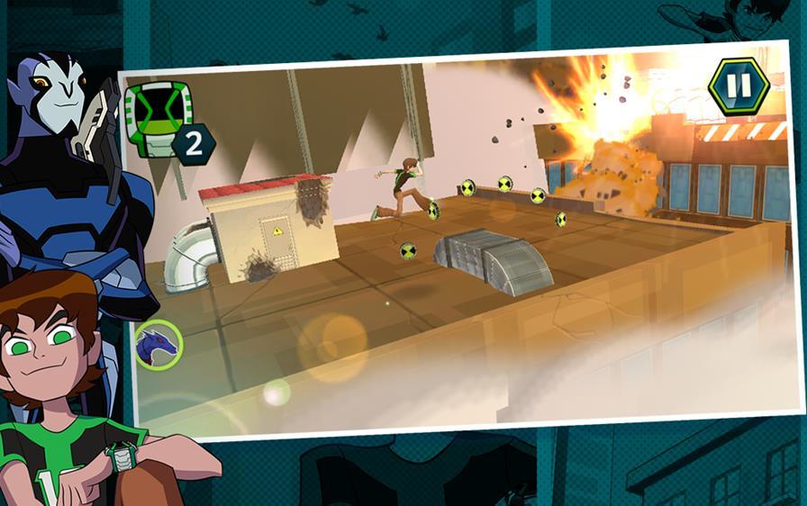 ben-10-perseguicao-android-ios Por que os jogos do Ben 10 para Android e iOS são RUINS?