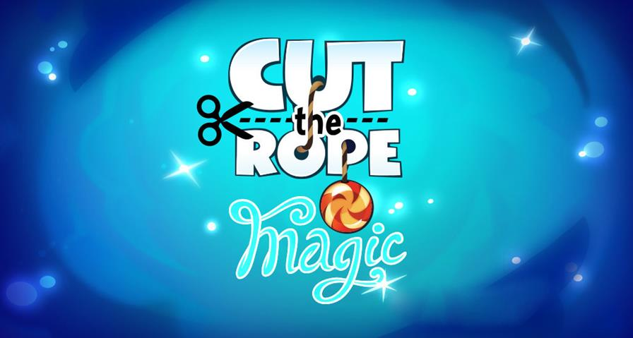 cuttheropemagic Cut the Rope: Magic chega de graça ao Android, mas é pago no iOS