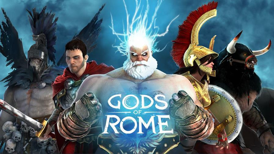 gods-of-rome-android-ios-windows-phone1 Gameloft lança Gods of Rome primeiro no iOS