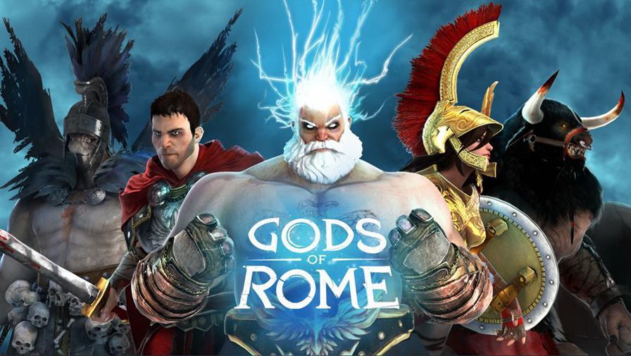 gods-of-rome-android-ios-windows-phone1 Gameloft lança Gods of Rome primeiro no iOS