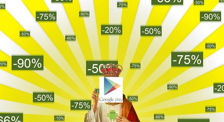 promoca-natal-google-play-android 44 Aplicativos e Jogos para Android Pagos que estão de GRAÇA (promoção)