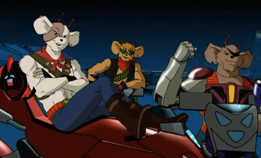 ratos-motoqueiros-de-marte Desenho animado 'Ratos Motoqueiros de Marte' ganha jogo para Android e iOS