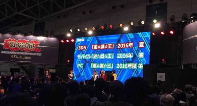 yugioh-android-ios Novo Yu-Gi-Oh! terá versões para Smartphones, PC e até Nintendo 3DS