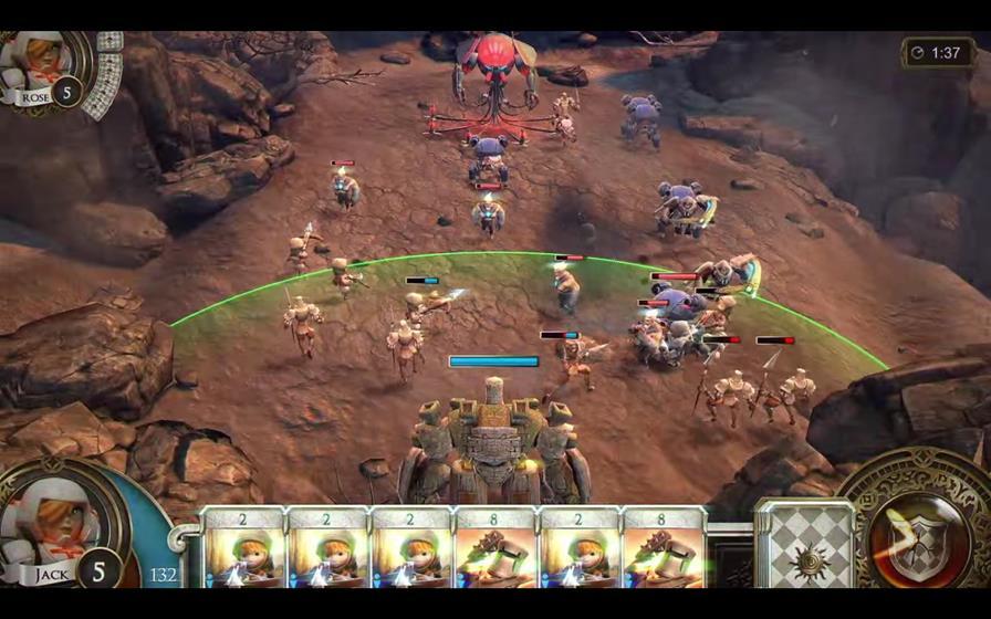 Soul-of-Eden-Gameplay-1280x800 Soul of Eden: Rayark revela detalhes da produção do game para celulares e tablets