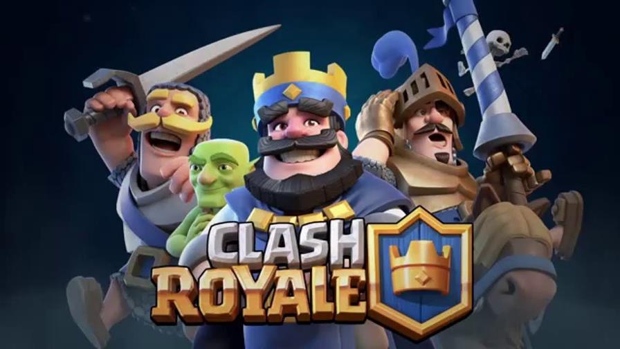 clash-royale Clash Royale é o novo jogo da produtora de Clash of Clans