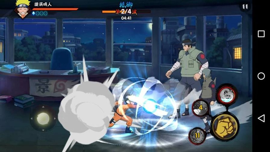 Naruto-mobile-game-android-3 Best Naruto Games for Android Phones