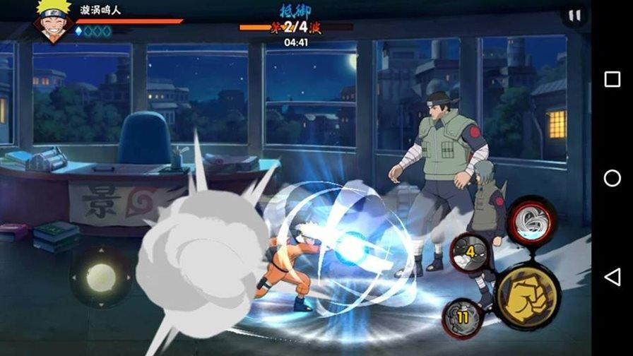 naruto-mobile-jogo-android-3 10 Melhores Jogos para Android Grátis - Janeiro de 2016