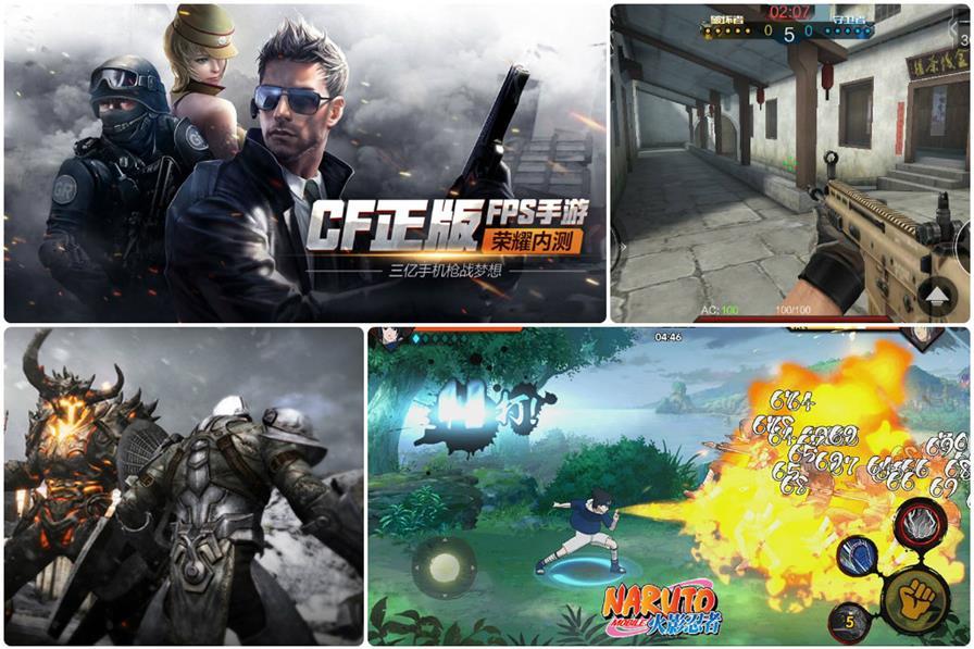 tencent-games-2016 Melhores Jogos para Celular e Tablet de 2015 (Android, iOS e Windows Phone)
