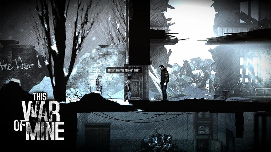 this-war-of-mine This War of Mine está em promoção no Android e iOS