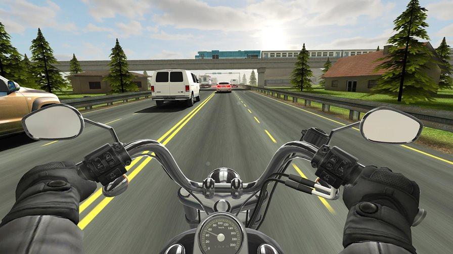 traffic-rider-1 10 Melhores Jogos para Android Grátis - Janeiro de 2016