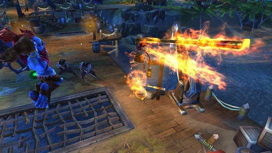 Heroes-of-Skyrealm-Android-Game-1 Heroes of Skyrealm é mais um game incrível que chega ao Android e iOS em breve
