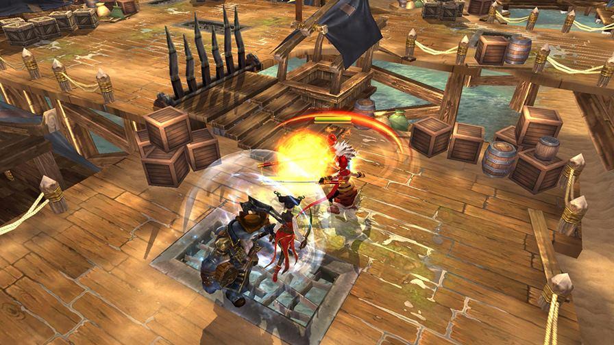 Heroes-of-Skyrealm-Android-Game-3 Heroes of Skyrealm é mais um game incrível que chega ao Android e iOS em breve