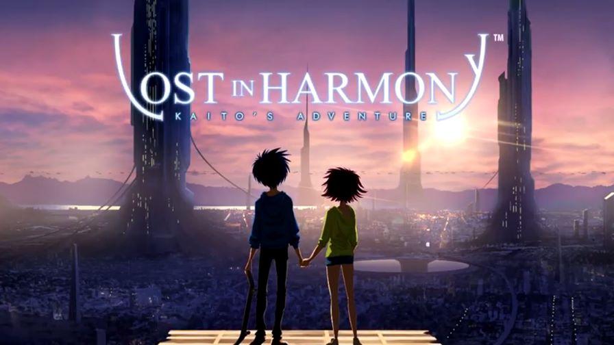 Lost-in-Harmony Melhores Jogos para Android da Semana #5 - 2016