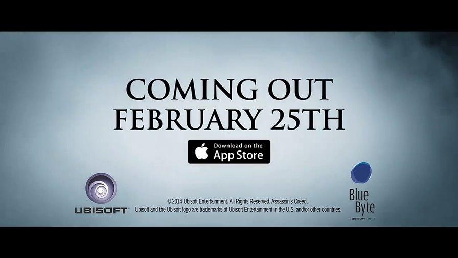 assassins-creed-trailer Assassin's Creed Identity: Trailer confirma, jogo sai dia 25... mas apenas para iOS?